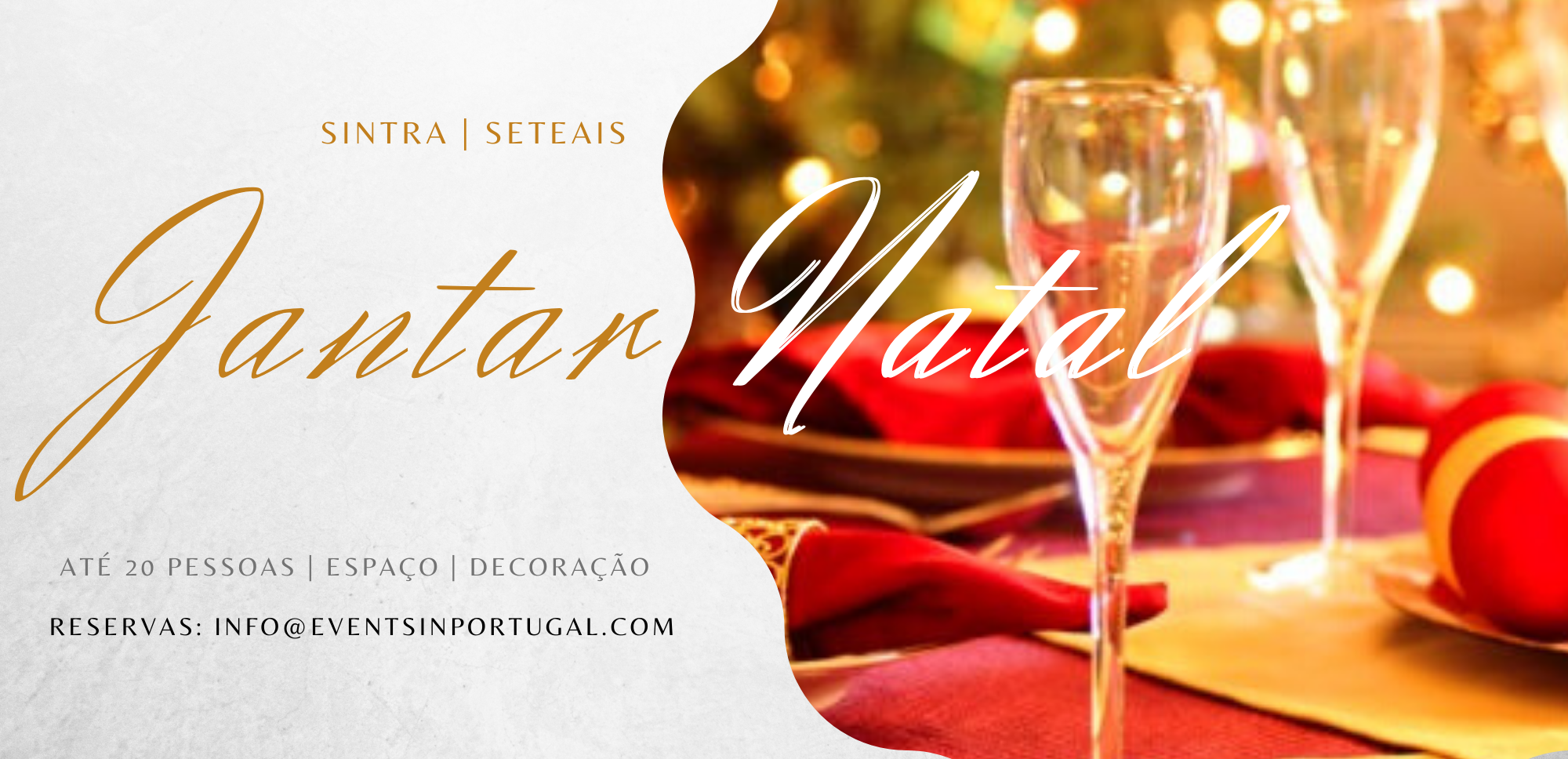 Jantar Natal Empresas Sintra
