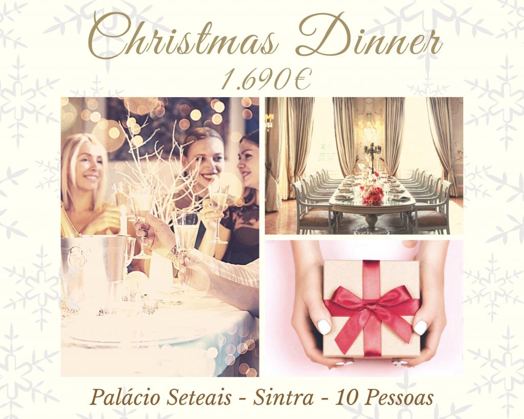 Christmas Dinner_Seteais